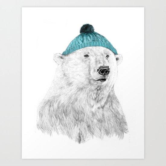 Bob II Art Print