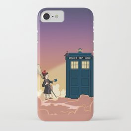 Doctor's Delivery Service iPhone Case