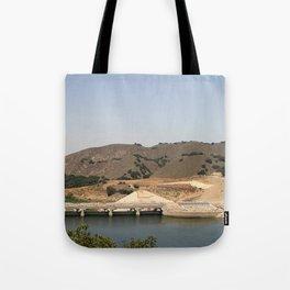 Bradbury Dam Tote Bag