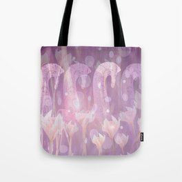 Fantasy Horses In Magical Forest #decor #buyart #society6 Tote Bag