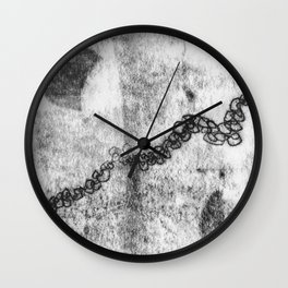 when things fell apart - vii Wall Clock