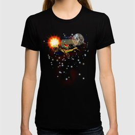 SPACE TURTLE VII - 202 T-shirt
