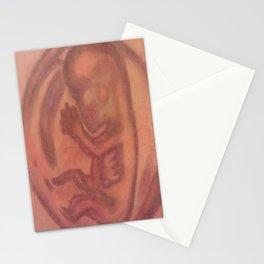 Fetus Stationery Cards