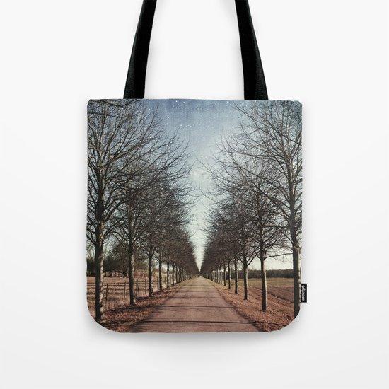 Danish road Tote Bag