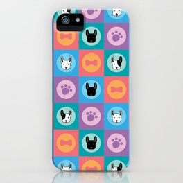Frenchies iPhone Case