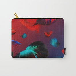 Symphonic Splendens Carry-All Pouch