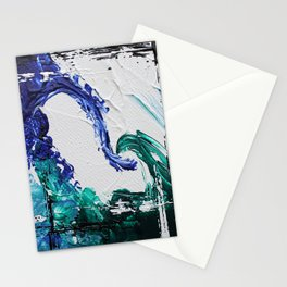 Mini Series [Musical Waves - Oceanic] Stationery Cards