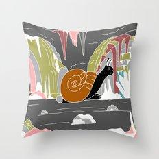 Lurking Irony  Throw Pillow