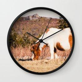 Mr. Chubbs Wall Clock