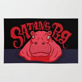 Satan's Pig Rug