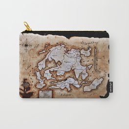 Map to the Afterlife Carry-All Pouch