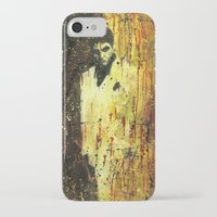 scarface iPhone & iPod Cases featuring Tony Montana in Scarface by Miquel Cazanya