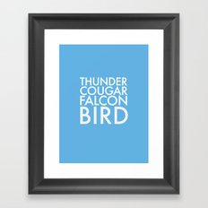 TCFB Framed Art Print
