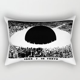 1988 7 16 Tokio v2 Rectangular Pillow