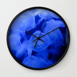 Baby Royal Blue Wall Clock