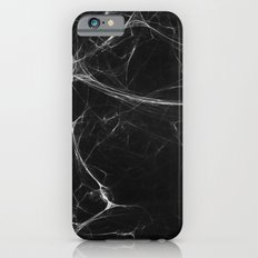 Absolute Black Marble Edition iPhone 6s Slim Case