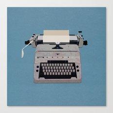 Writer's Block (The Shining) Canvas Print