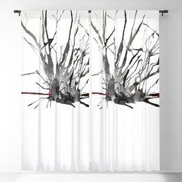 My Schizophrenia (2) Blackout Curtain