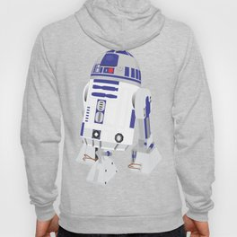 R2-D2 (Vector Art) Hoody