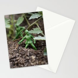 Army Dudes Stationery Cards