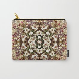 Southern Magnolia Mandala Carry-All Pouch