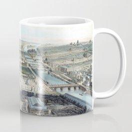 Vue générale de Paris avant 1870 Coffee Mug