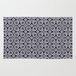 My Lucky Day Lilac Gray Rug