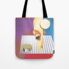 Reality Features Tote Bag