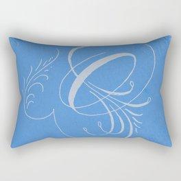 Ornament O Rectangular Pillow
