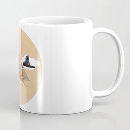 Cat Thinks He's a Sphinx Coffee Mug