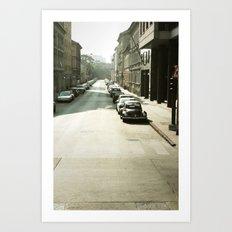 Vienna, Vienne Art Print