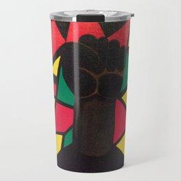 Black! Travel Mug