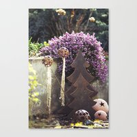 deco Canvas Prints featuring Deco by Kristin Kaiser