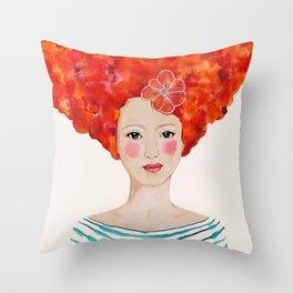 aurore Throw Pillow