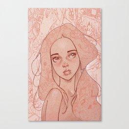 Pound Cake Canvas Print