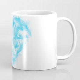 Feathers heart Coffee Mug