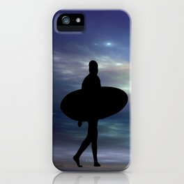 Good Night, Sweet Dreams iPhone Case