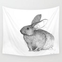 Bunny Wall Tapestry
