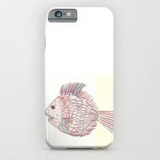 3d piranha Slim Case iPhone 6s