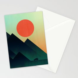World to see Stationery Cards