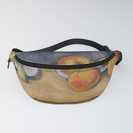 """Paul Cezanne """"Still Life with Apples and Pears"""" Fanny Pack"""