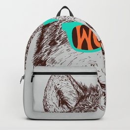 Woof Backpack