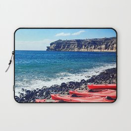 Greek Kayaks Laptop Sleeve