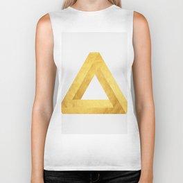 Golden triangle Biker Tank