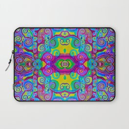 Klimt Tree of Life Mandala Laptop Sleeve