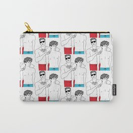 Call Me By Your Name: Oliver and Elio Carry-All Pouch