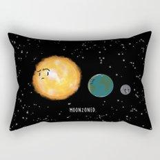 Moonzoned Rectangular Pillow
