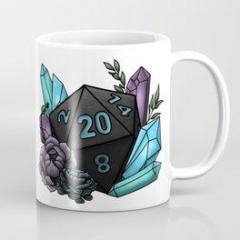 Mystic Class D20 - Tabletop Gaming Dice Coffee Mug