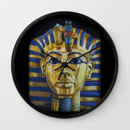 King Tutankhamun Wall Clock