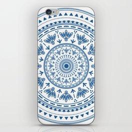 Persian folk iPhone Skin